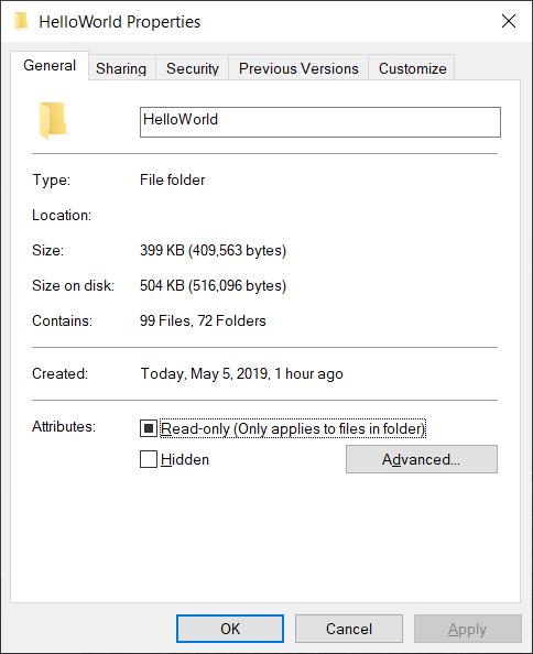 حجم پروژه اندرویدی قبل از اجرا روی دیوایس
